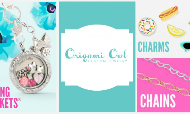 Origami Owl Living Lockets: Spring 2016 Collection