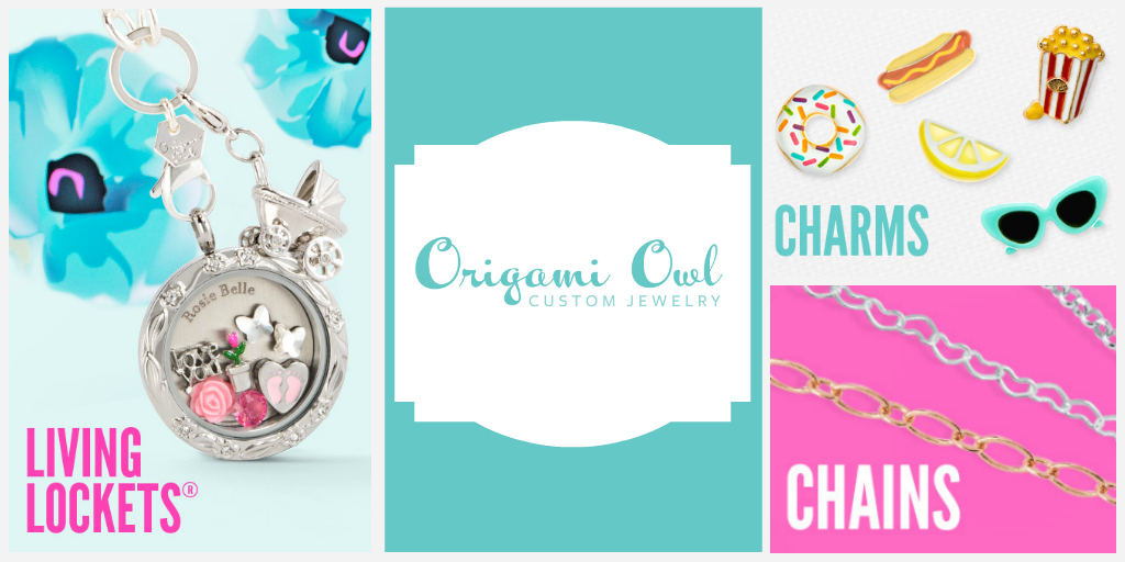 Origami Owl Living Lockets Spring 2016 Collection
