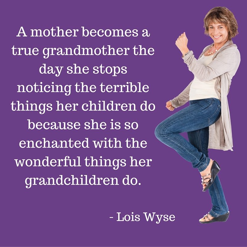 Quote - Wyse - True Grandmother Grandma