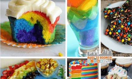St. Patrick's Day Recipes: Rainbow Treats