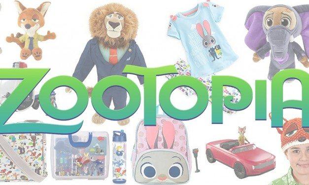 Disney ZOOTOPIA Toys, Plush, Books, Bedding & More