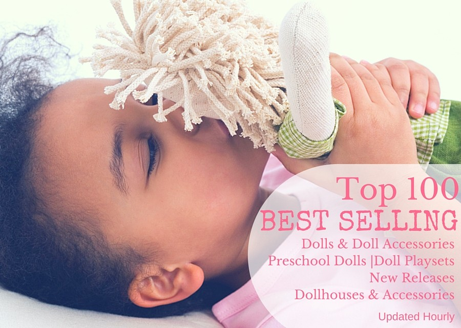 amazon top 10 best selling dolls and doll accessories