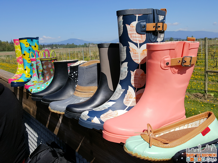Spring and Fall 2016 Boot Trends: Western and Chooka Boots #TulipBoots ad