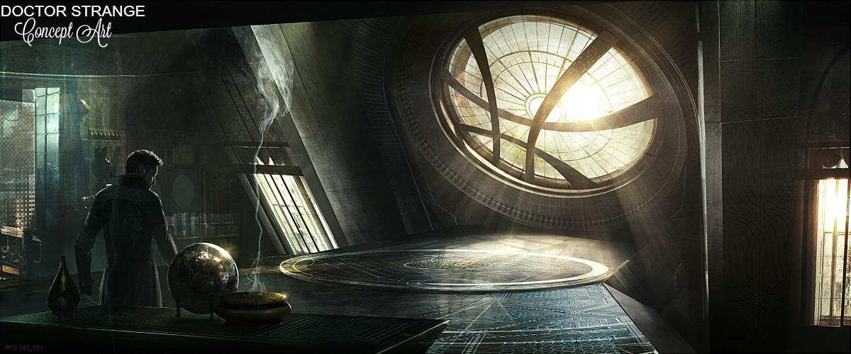 DOCTOR STRANGE: Marvel Releases New Teaser Trailer
