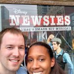 NEWSIES at the Seattle Paramount – A Memorable Date Night! @BroadwaySeattle #Newsies