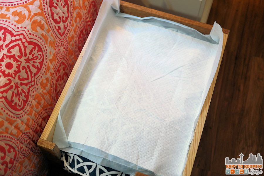 Raised Pet Bed for Incontinent Dog - #PetcoDelivers #ad