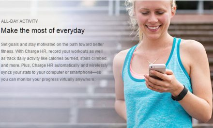 Fitbit Charge HR May Sale – 1/2 Off at AT&T Retail Stores  – Great Mother's Day Gift!