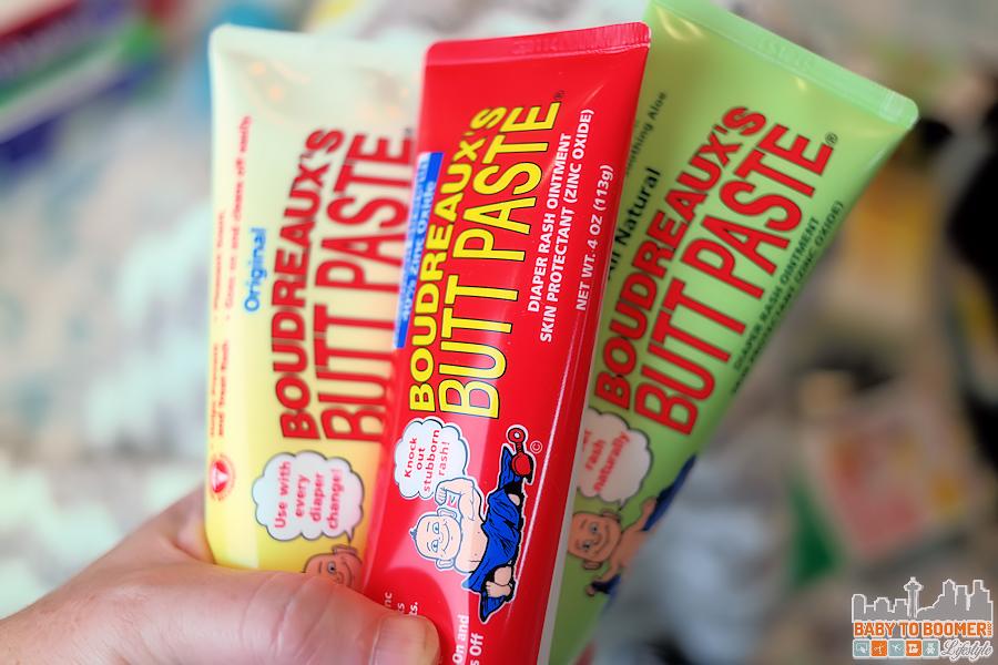 Boudreaux's Butt Paste - ad #BabbleboxxMom