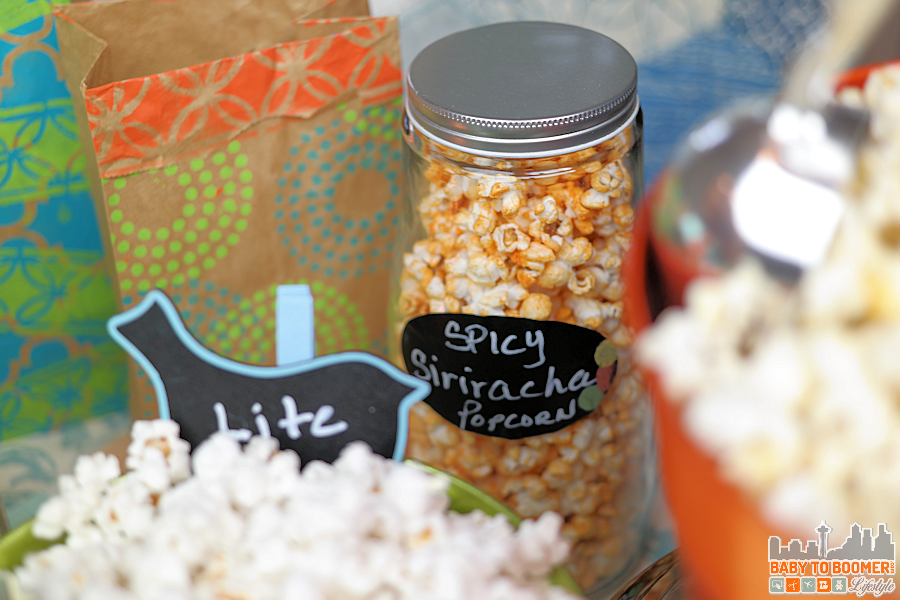 CVS Abound Spicy Siriracha Popcorn - #CVSSpringSnacking #CVS #ad