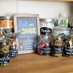 Family Snack Bar: Empower Kids to Make Healthy Choices