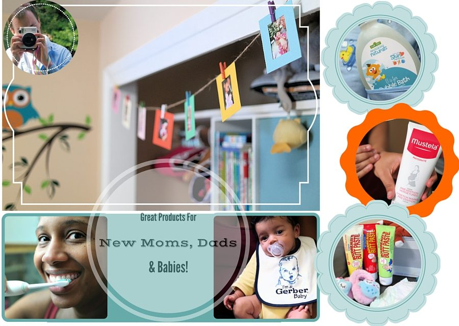 Great Products for New Moms, Dads & Babies  #BabbleboxxMom