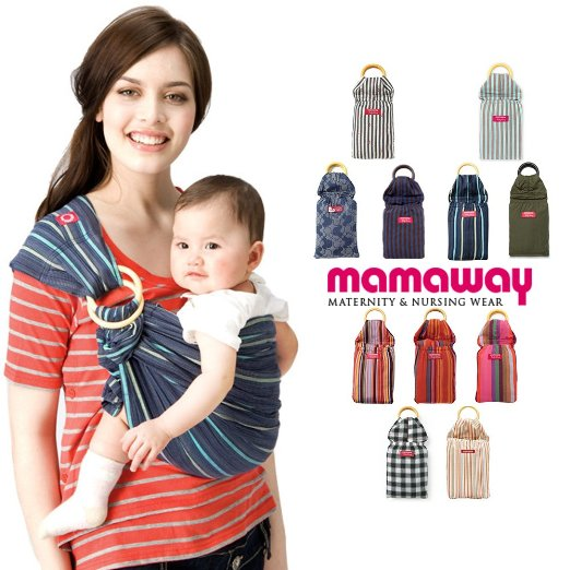 Mamaway Baby Slip Fabric Options - ad
