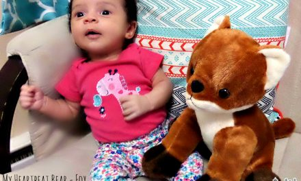 My Heartbeat Bear: An Adorable Pregnancy & Baby Keepsake or Gift!