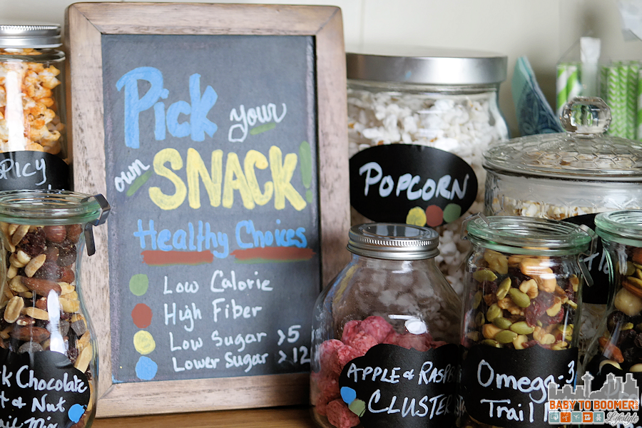 "Pick Your own Snacks - End the ""Can I Have A Snack?"" Question with #CVS #CVSSpringSnacking #ad"