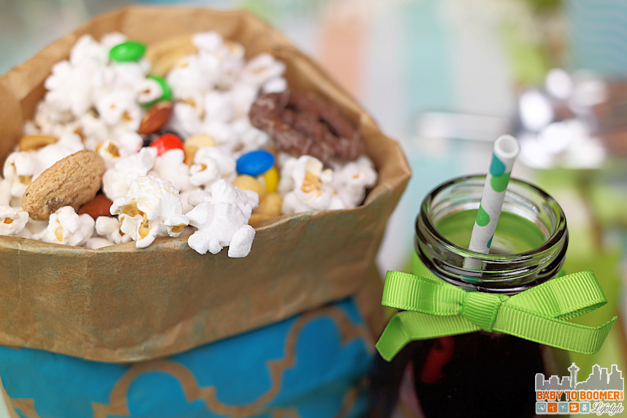 Snacks - Family Movie Night - #CVSSpringSnacking #CVS #ad