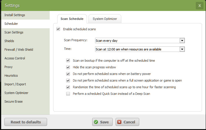 Webroot Scheduler - Cybersecurity: Here's How to Lock Hackers Out of Your Devices #SmarterCybersecurity @Webroot #ad