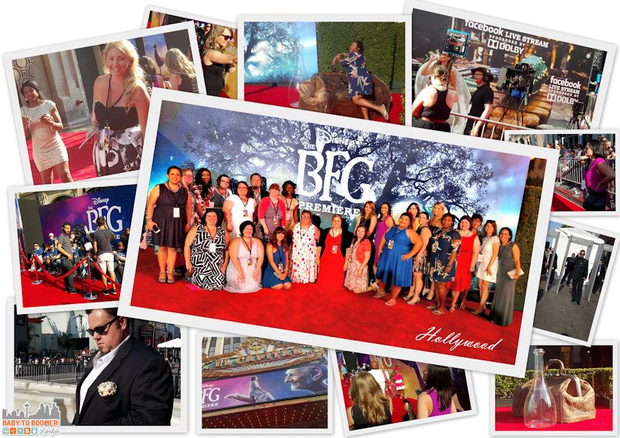 THE BFG Hollywood Premiere Event #TheBFGEvent #TheBFG #StephenSpielberg