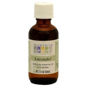 Natural Remedies For Cold and Flu Season - Lavender Essential Oil