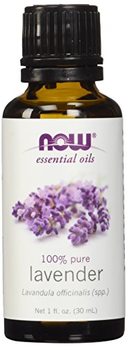 NOW - Foods, Lavender Oil 4 fl oz A staple essential oil for any aromatherapy pillow spray, room spray, and even cleaning solutions.