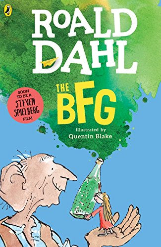 19 Book-to-Movie Adaptations to read this summer - 20 16 - The BFG by Roald Dahl