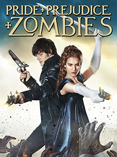 Pride And Prejudice And Zombies by Seth Grahame-Smith (on DVD) 19 Book-to-Movie Adaptations to read this summer - 2016