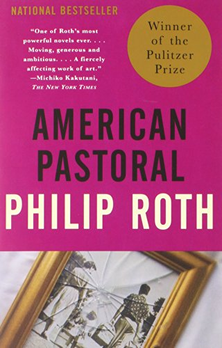 19 Book-to-Movie Adaptations to read this summer - 2016 - American Pastoral by Philip Roth