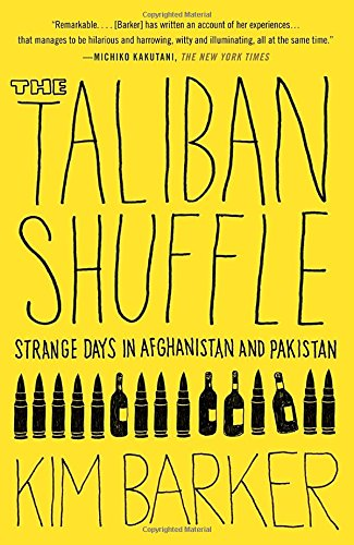19 Book-to-Movie Adaptations to read this summer - 2016 Whiskey Tango Foxtrot based on The Taliban Shuffle: Strange Days in Afghanistan and Pakistan by Kim Barker