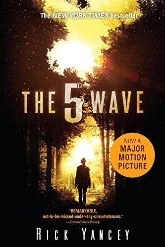 19 Book-to-Movie Adaptations to read this summer - 2016 The 5th Wave by Ricky Yancey