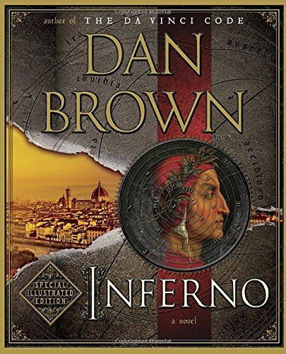 19 Book-to-Movie Adaptations to read this summer - 2016 - Inferno by Dan Brown