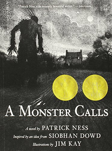 19 Book-to-Movie Adaptations to read this summer - 2016 - A Monster Calls by Patrick Ness