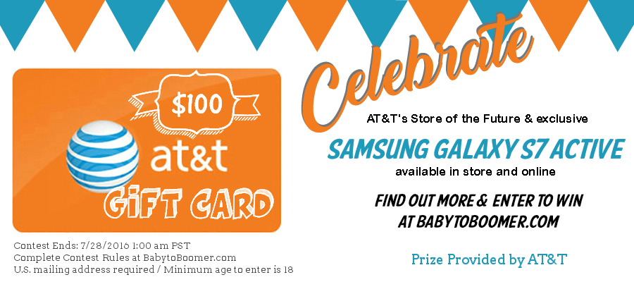 AT&T Gift Card Giveaway - #ATTSeattle Ad