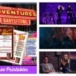 Adventures in Babysitting Printables Plus Wildside & Rap Battle Videos #AdventuresinBabysitting