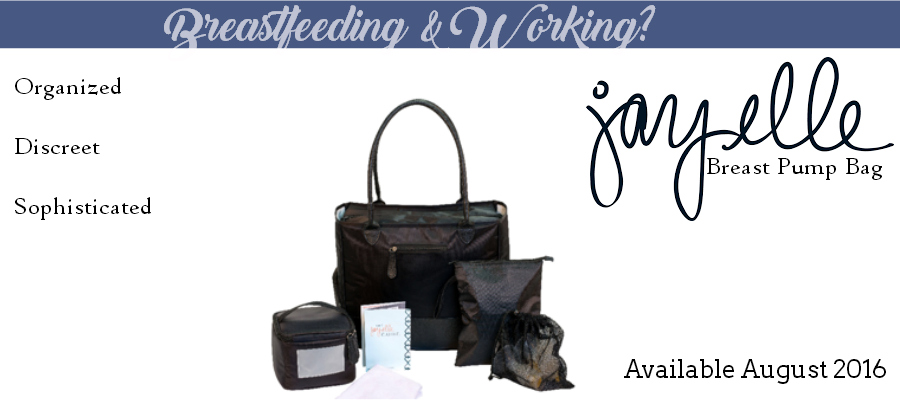 Breastfeeding - Breast Pump Bag - a great solution for travelling or working moms ad