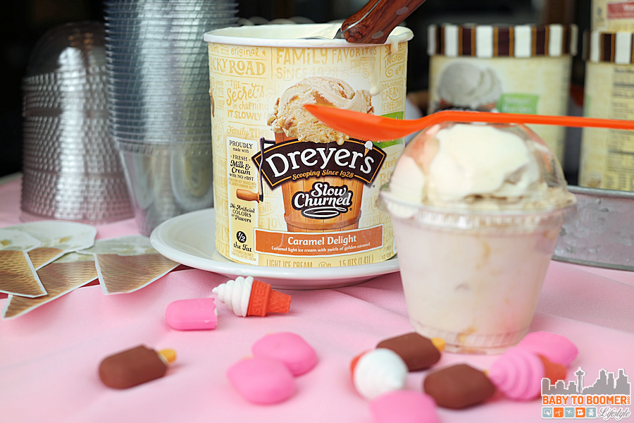 Dreyers Caramel Delight