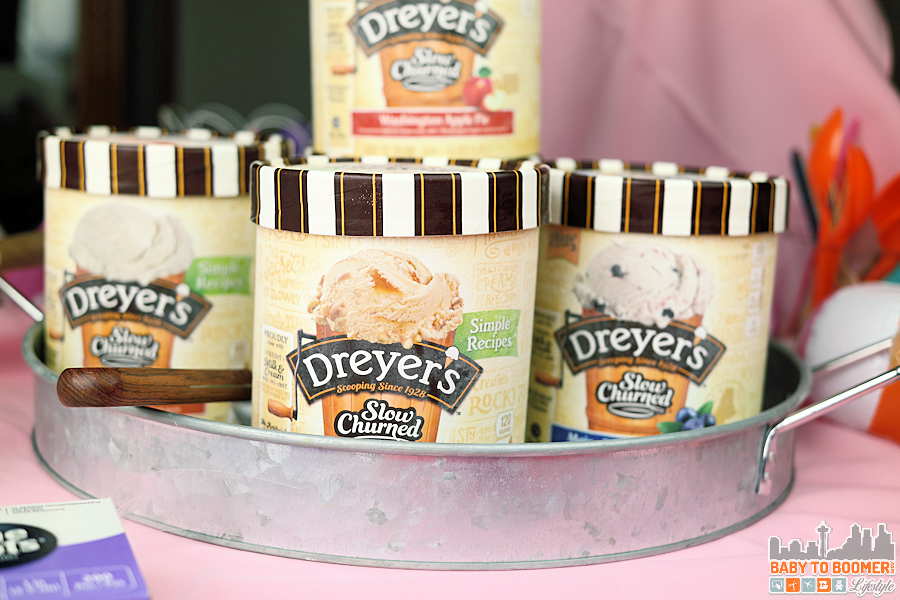 Dreyer's Ice Cream Party - free Printables Ice Cream Social Printable Kit #SweeterTogether @dreyersicecream