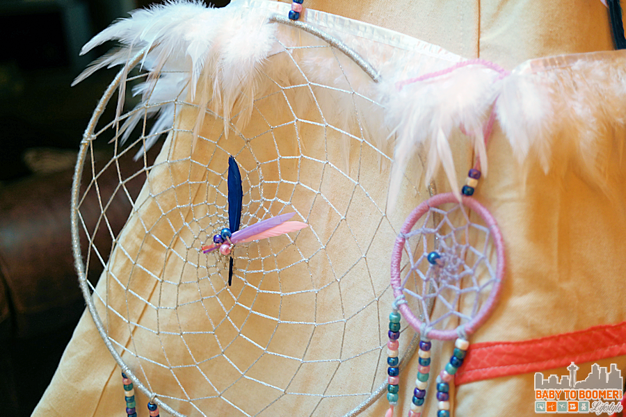Easy kids crafts - products you'll need to create these beautiful Dream Catchers