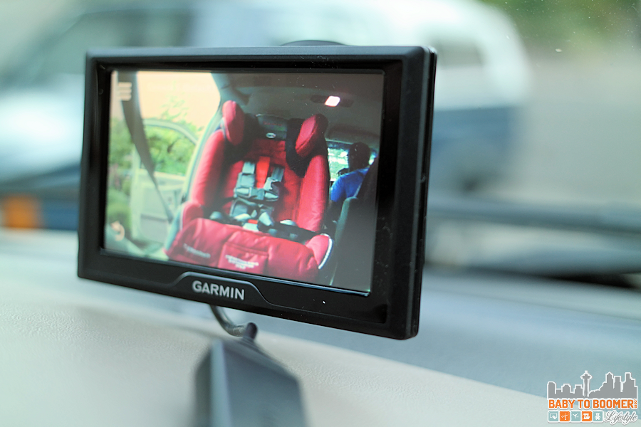 Garmin 50 - Baby Camera #GarminBabyCam #IC #ad