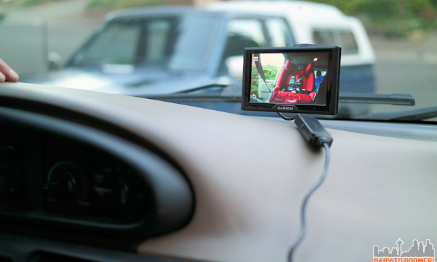 Garmin Drive 50 with BabyCam: Keep Tabs on Baby While Driving