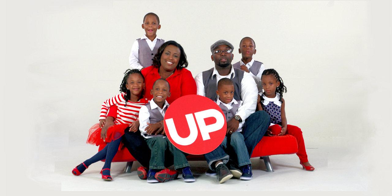 Happily Raising Sextuplets on Growing Up McGhee @UPTV #GrowingUpMcGhee