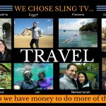 Sling TV: Streaming Live Television for $20 a Month! #TakeBackTV