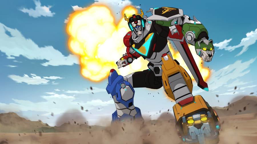 Voltron: Legendary Defender – Rebooting a Classic #DreamWorks #Voltron