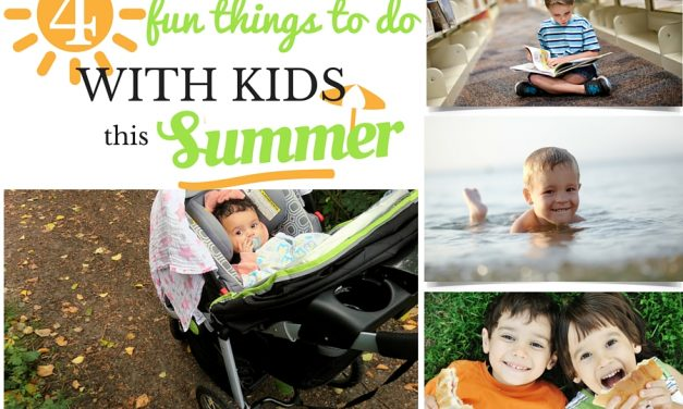 4 Fun Things to Do with Kids This Summer and Great Gear to Make it Easier @shopko