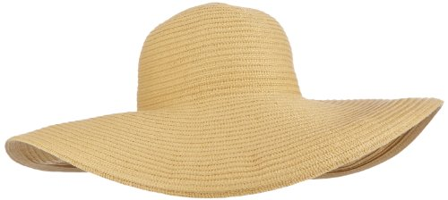 A wide-brimmed cooling hat works wonders when it's hot outside.