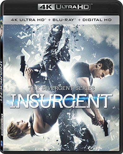 July 2016 DVD & Blu-ray Releases Family-Friendly Videos Rated G |PG|PG-13 - The Divergent Series - Insurgent