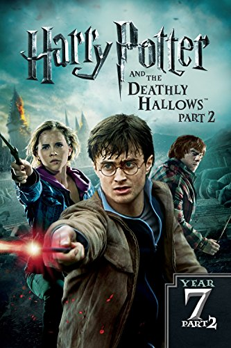 Harry Potter and the Deathly Hallows: Part 2 Year 7 Part 2
