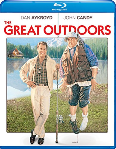 July 2016 DVD & Blu-ray Releases Family-Friendly Videos Rated G |PG|PG-13 - The Great Outdoors