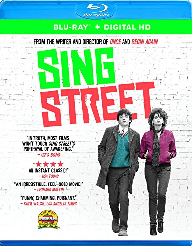 July 2016 DVD & Blu-ray Releases Family-Friendly Videos Rated G |PG|PG-13 - Sing Street