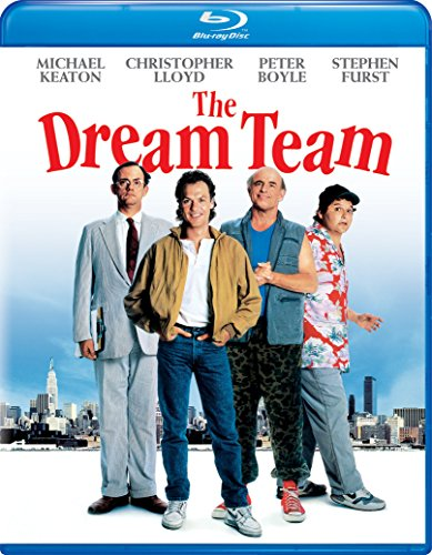 New August 2016 DVD & Blu-Ray Releases: Family-friendly Rated G, PG & PG-13 The Dream Team 1989 - Rated PG-13 Blu-Ray
