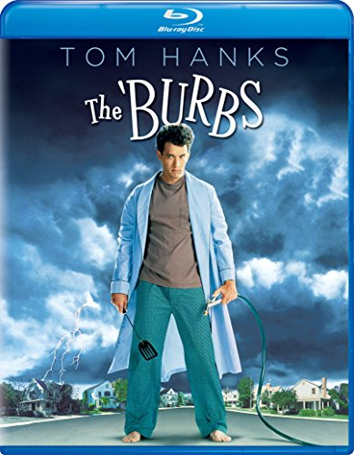 New August 2016 DVD & Blu-Ray Releases: Family-friendly Rated G, PG & PG-13 The 'Burbs' 1989 - Rated PG