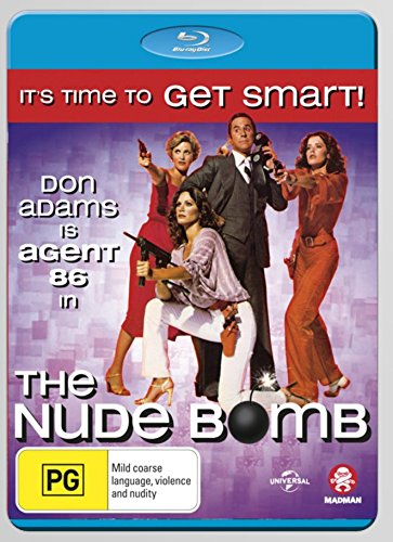 July 2016 DVD & Blu-ray Releases Family-Friendly Videos Rated G |PG|PG-13 - The Nude Bomb - Get Smart